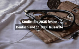 Bis 2035 Fehlen Deutschland 11.000 Hausärzte