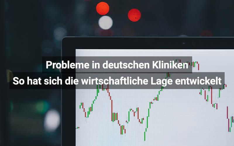 Probleme In Deutschen Kliniken So Hat Sich Die Wirtschaftliche Lage Entwickelt