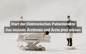 Start Der Elektronischen Patientenakte