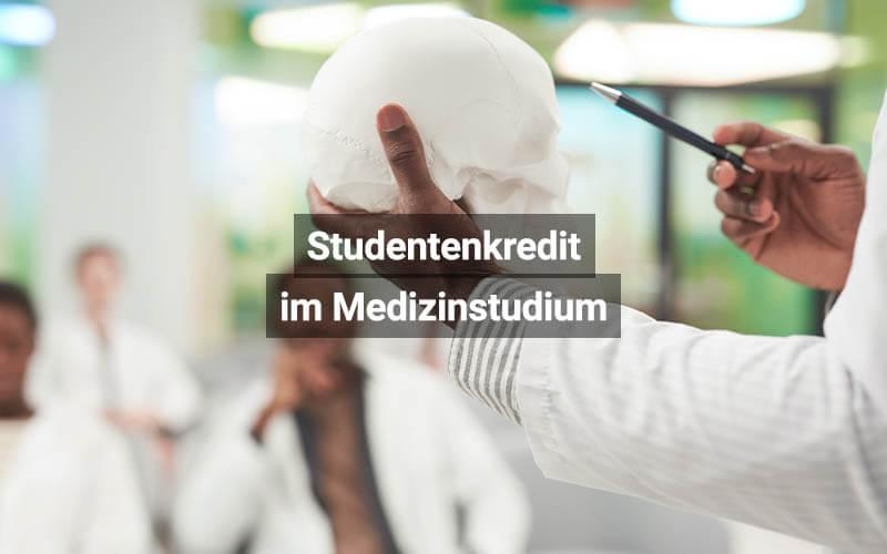 Studentenkredit Im Medizinstudium