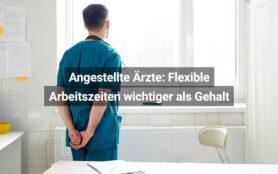 Angestellte Ärzte Flexible Arbeitszeiten Und Gehalt