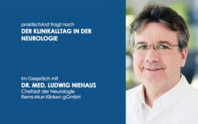 Titelbild Interview Dr. Niehaus Neurologie